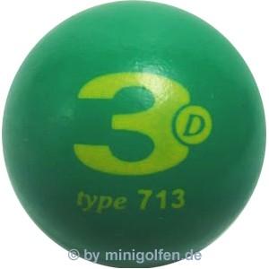 3D type 713 M