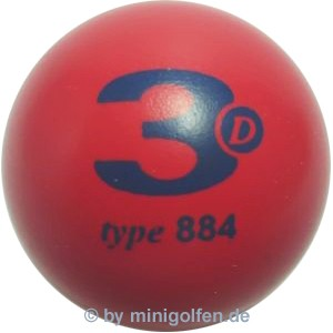 3D type 884 G