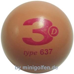 3D type 637