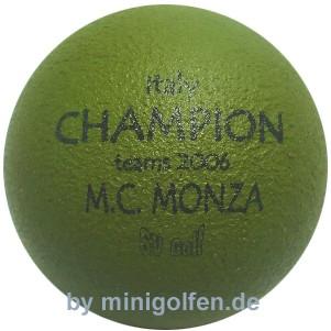 SV Italy Champion 2006 MC Monza