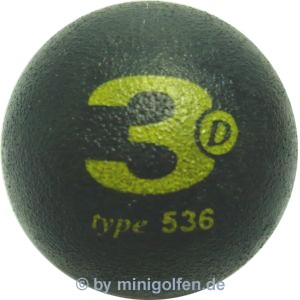 3D type 536
