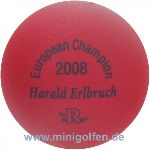 Reisinger Euro Champ. 2008 Harald Erlbruch [rot]