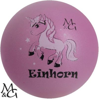 M&G Einhorn [pink]