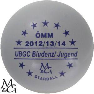 M&G Starball ÖMM 2012/13/14 Bludenz/ Jugend