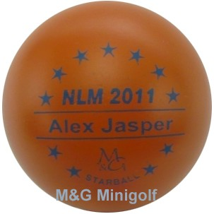 M&G Starball NlM 2011 Alex Jasper