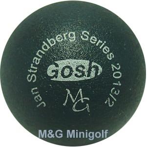 M&G Gosh - Jan Strandberg 2013/2