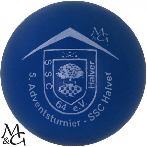 M&G 5. Adventsturnier des SSC Halver