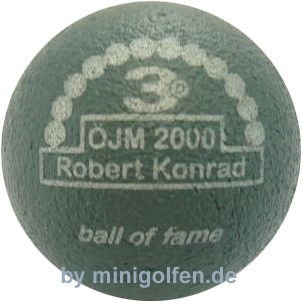 3D BoF ÖJM 2000 Robert Konrad