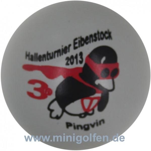 3D Pingvin Hallenturnier Eibenstock 2013