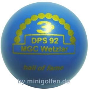 3D BoF DPS 1992 MGC Wetzlar