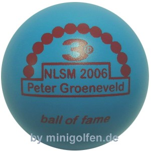 3D BoF NlSM 2006 Peter Groeneveld