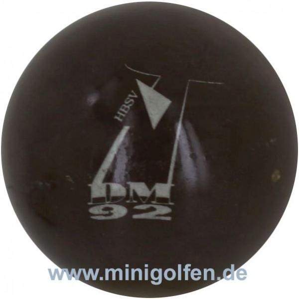 "DM 92 HBSV ""braun"""