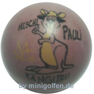 M&G Kanguru Pauli Heschl