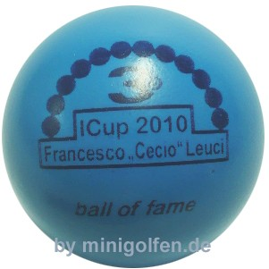 "3D BoF ICup 2010 Francesco ""Cecio"" Leuci"