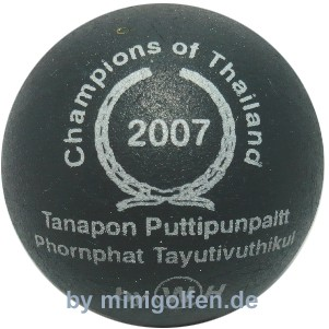 by WH Champions of Thailand 2007