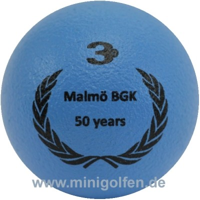 3D Malmö BGK 50 years