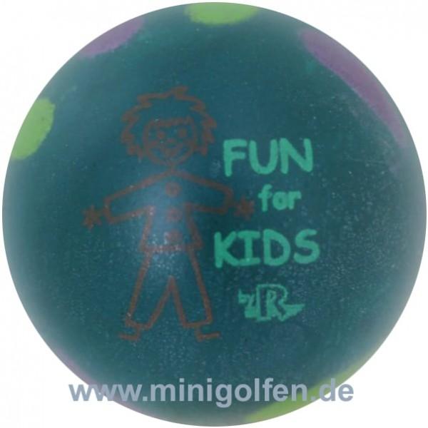 Reisinger Fun for Kids [petrol]