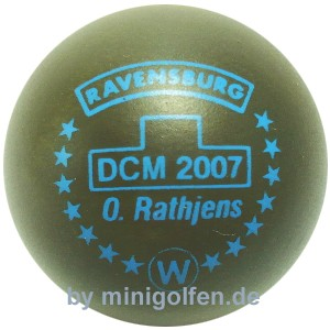 Ravensburg DCM 2007 Oliver Rathjens