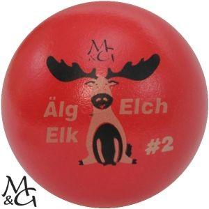M&G Älg - Elch - Elk #2