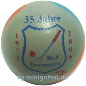 3D 35 Jahre BGC Dormagen