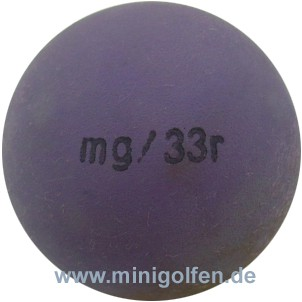 mg 33r