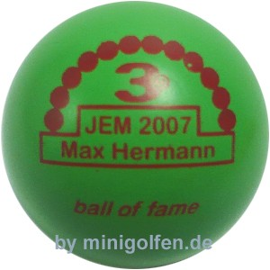 3D BoF JEM 2007 Max Hermann