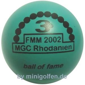 3D BoF FMM 2002 MGC Rhodanien