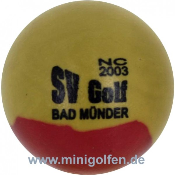 SV NC Bad Münder 2003