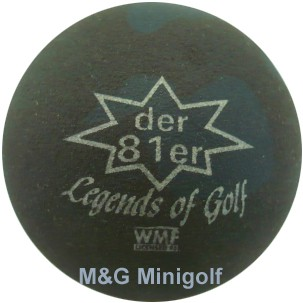 mg Legends of Golf - der 81er
