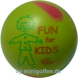 Reisinger Fun for Kids [mint]