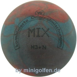 Wagner Mix H3 + N