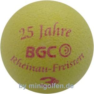 3D 25 Jahre BGC Rheinau Freistett