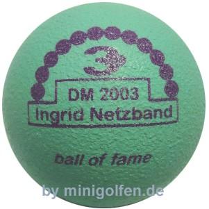 3D BoF DM 2003 Ingrid Netzband