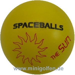 SV Spaceballs - the Sun