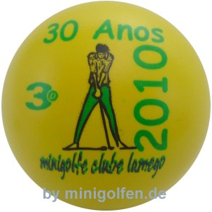3D 30 Anos Minogolfe Clube Lamego 2010