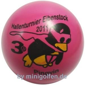 3D Pingvin Hallenturnier Eibenstock 2011