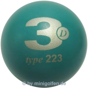 3D type 223