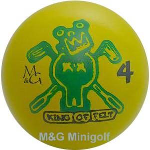 M&G King of Felt #4