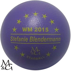 M&G Starball WM 2015 Stefanie Blendermann