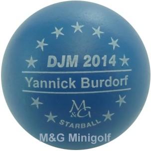 M&G Starball DJM 2014 Yannick Burdorf