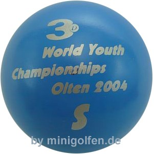 3D World Youth Championships Olten 2004 - S
