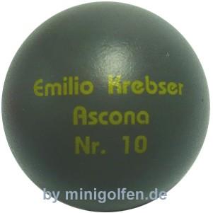 SV Emilio Krebser Nr.10