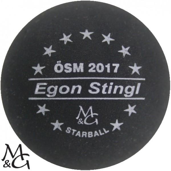 M&G Starball ÖSM 2017 Egon Stingl