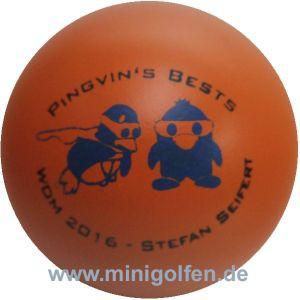 Pingvins Best WDM 2016 Seifert