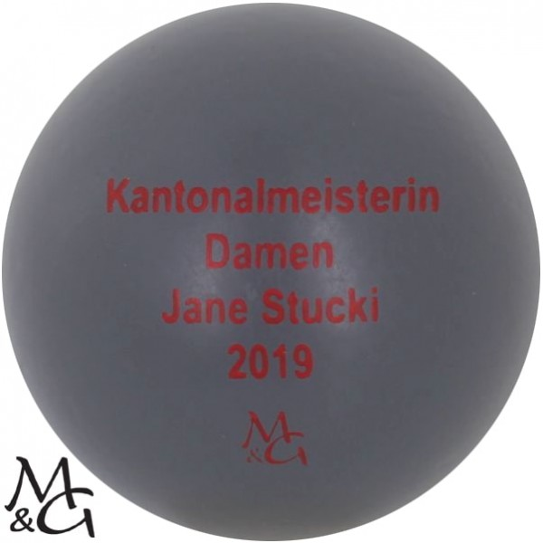 M&G Jane Stucki Kantonalmeisterin