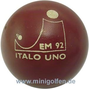 Birdie EM 92 Italo Uno