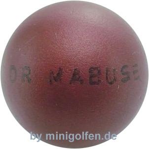 "KiGo Dr. Mabuse ""Glüsing"""