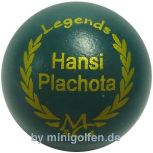 M&G Legends Hansi Plachota