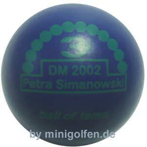 3D BoF DM 2002 Petra Simanowski