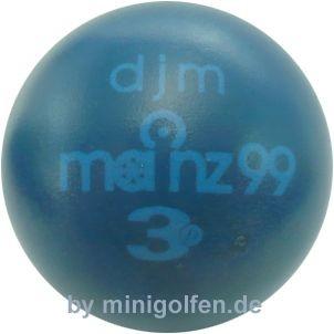 3D DJM 1999 1. MGC Mainz